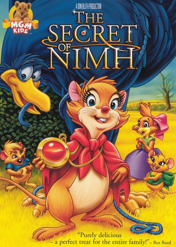 The Secret of NIMH [DVD] [1982] 3534134