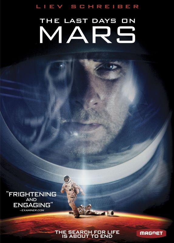 The Last Days on Mars [DVD] [2013] 3538152