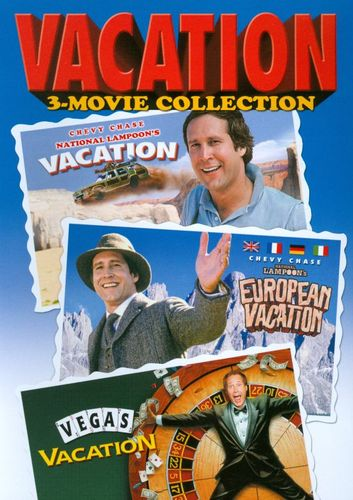 National Lampoon's Vacation 3-Movie Collection [3 Discs] [DVD] 3551115