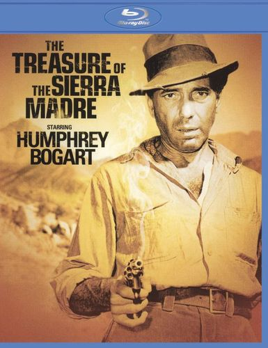 The Treasure of the Sierra Madre [Blu-ray] [1948] 3566793