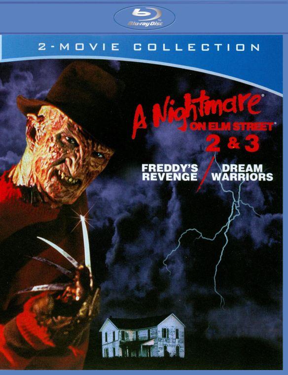 Nightmare on Elm Street 2/Nightmare on Elm Street 3 [Blu-ray] 3566993