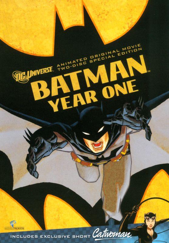 Batman: Year One [Special Edition] [2 Discs] [DVD] [2011] 3568267