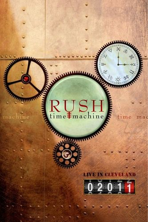 Time Machine: Live in Cleveland [Blu-Ray Disc] 3589327