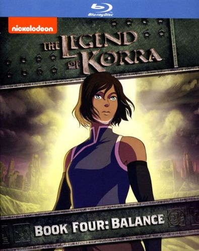 Legend of Korra: Book Four - Balance [2 Discs] [Blu-ray] 3596562