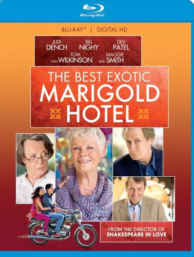 The Best Exotic Marigold Hotel [Blu-ray] [2012] 3598023