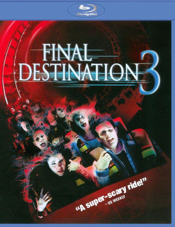 Final Destination 3 [Blu-ray] [2006] 3599345