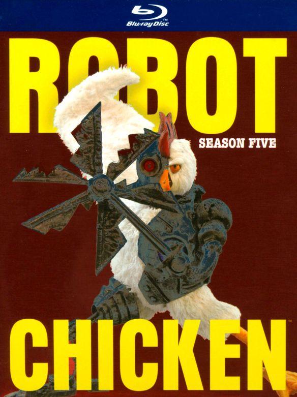 Robot Chicken: Season Five [Blu-ray] 3600484