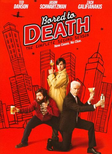 Bored to Death: The Complete Second Season [2 Discs] [DVD] 3604083