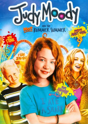 Judy Moody and the NOT Bummer Summer [DVD] [2011] 3613212