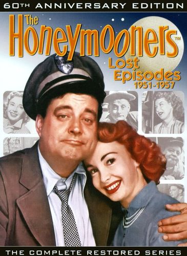 The Honeymooners: Lost Episodes 1951-1957 - The Complete Restored Series [15 Discs] [DVD]