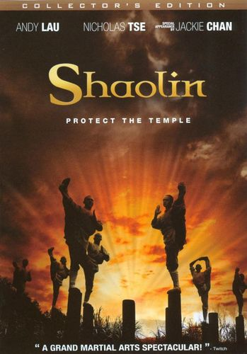 Shaolin [Collector's Edition] [DVD] [2011] 3626128