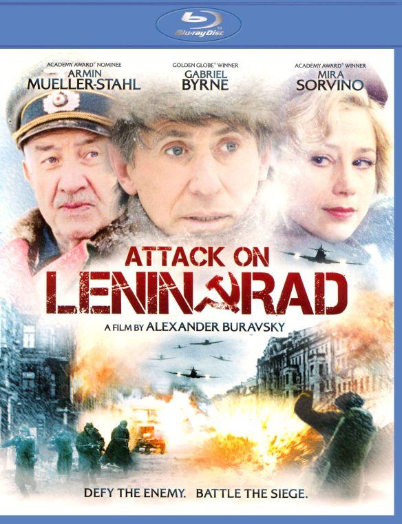 Attack on Leningrad [Blu-ray] [2009] 3626155