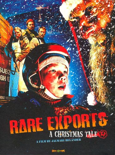 Rare Exports: A Christmas Tale [DVD] [2010] 3626207