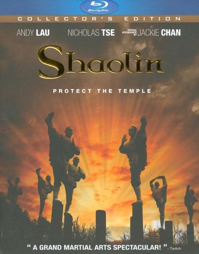 Shaolin [Collector's Edition] [Blu-ray] [2011] 3626225