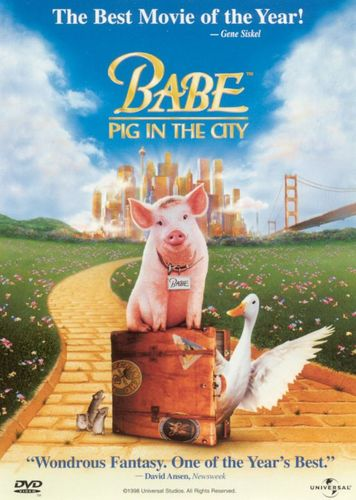 Babe: Pig in the City [DVD] [1998] 3629577