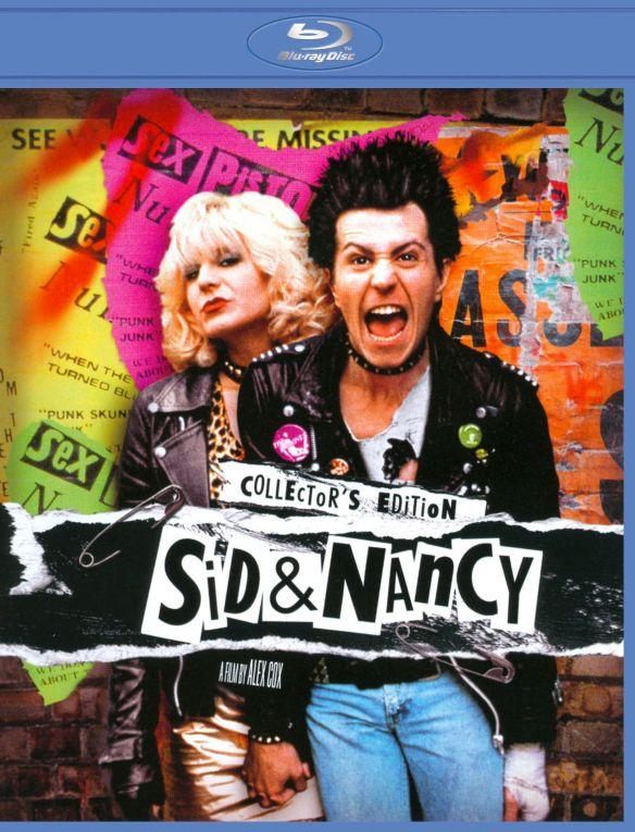 Sid & Nancy [Blu-ray] [1986] 3638114