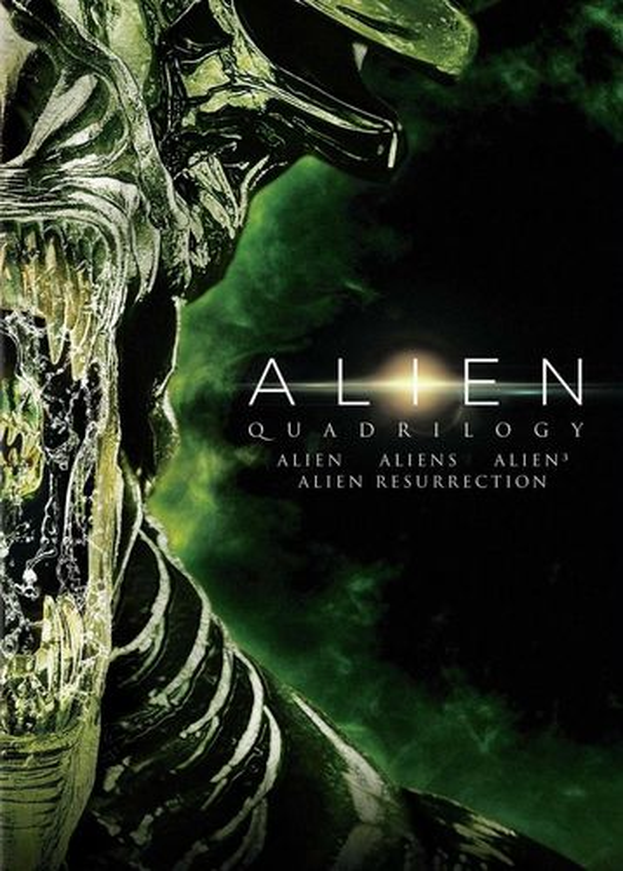 Alien Quadrilogy Remastered [DVD] 3660084
