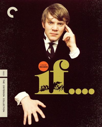 If. [Criterion Collection] [Blu-ray] [1968] 3669495