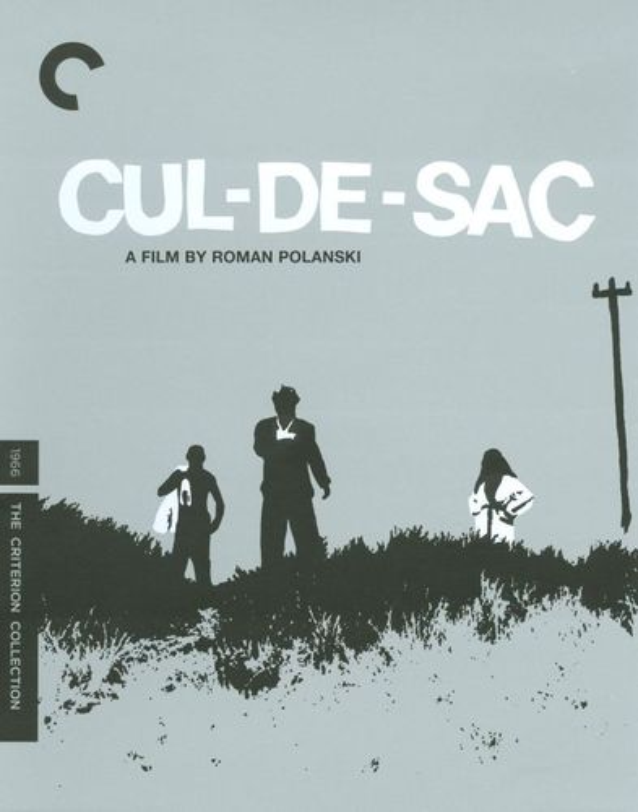 Cul-de-Sac [Criterion Collection] [Blu-ray] [1966] 3669501