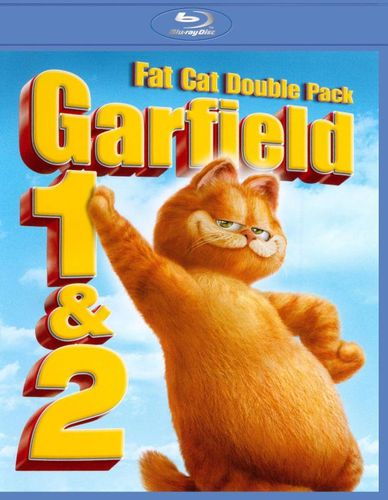 Garfield Double Feature [2 Discs] [Blu-ray] 3684976
