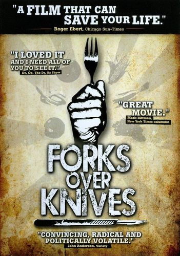 Forks Over Knives [DVD] [2010] 3686116