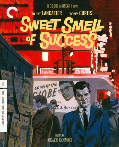 Sweet Smell of Success [Criterion Collection] [Blu-ray] [1957] 3687203