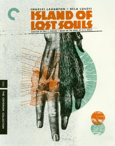 Island of Lost Souls [Criterion Collection] [Blu-ray] [1932] 3688141