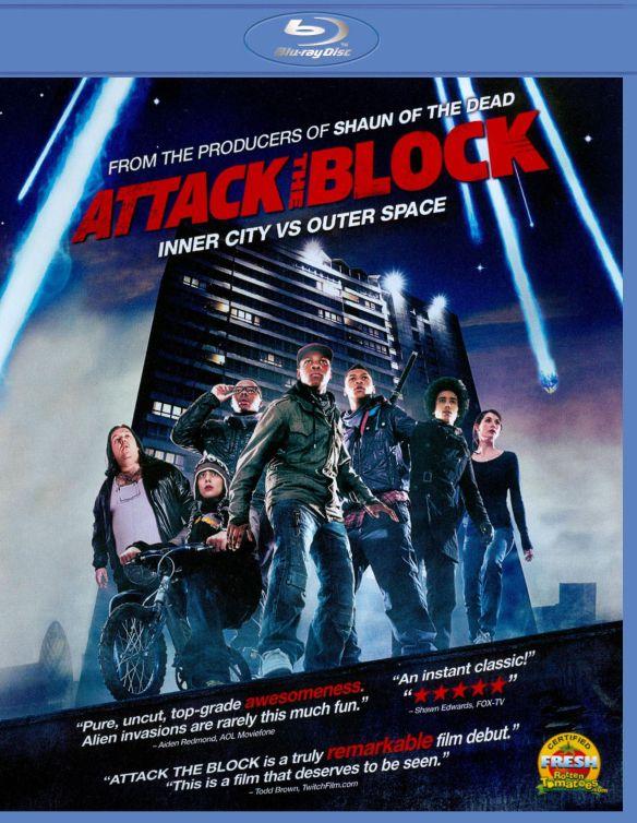 Attack the Block [Blu-ray] [2011] 3688169