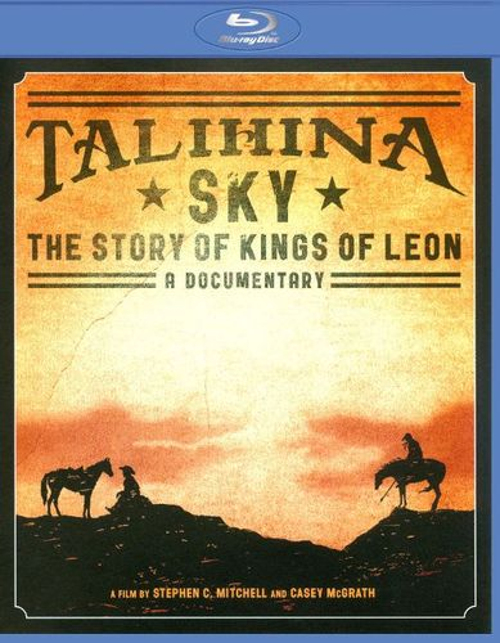 Talihina Sky: The Story of Kings of Leon [Blu-Ray Disc] 3690307