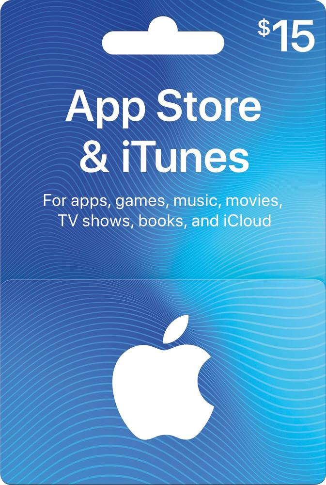 Apple ITUNES 0114 $15 largeFrontImage