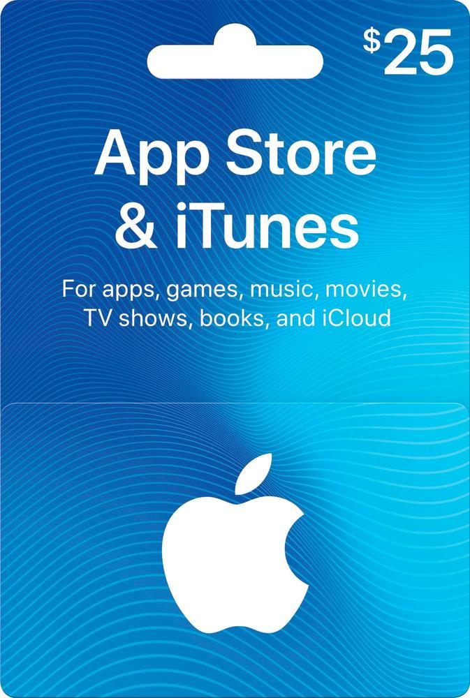 Apple ITUNES 0114 $25 largeFrontImage