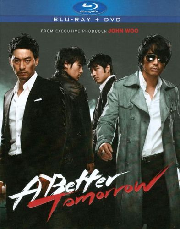 A Better Tomorrow [2 Discs] [Blu-ray/DVD] [2010] 3697594