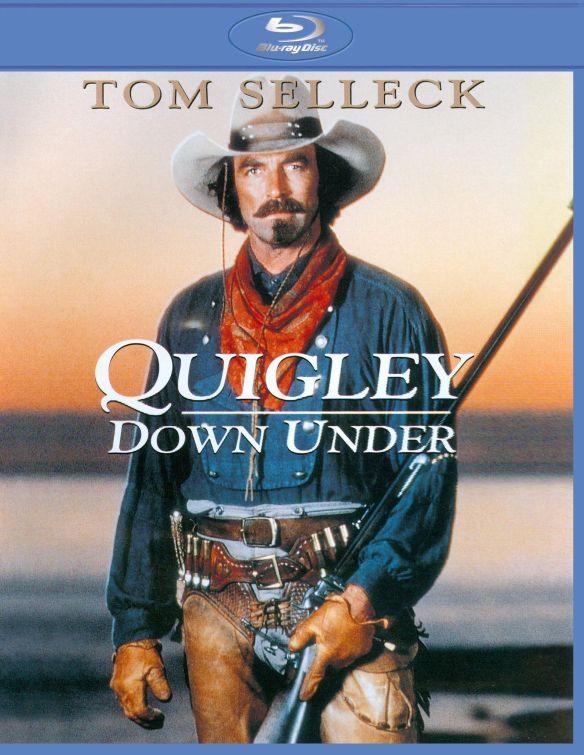 Quigley Down Under [Blu-ray] [1990] 3697719