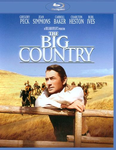 The Big Country [Blu-ray] [1958] 3697737
