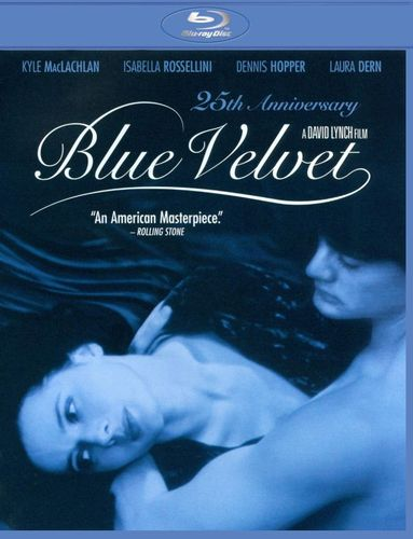 Blue Velvet [Blu-ray] [1986] 3697819