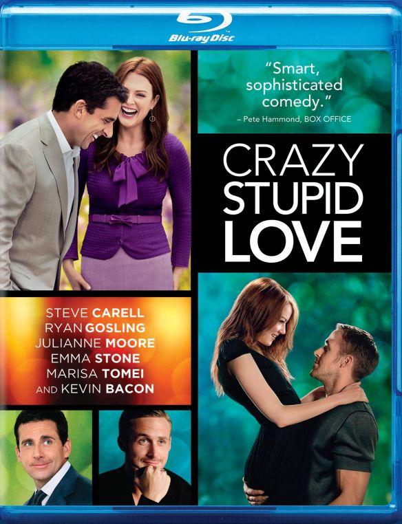 Crazy Stupid Love [Blu-ray] [2011] 3699034