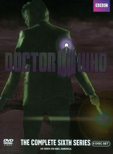 Doctor Who: The Complete Sixth Series [6 Discs] [DVD] 3699104