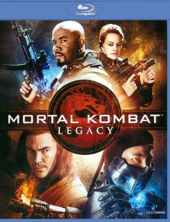 Mortal Kombat: Legacy [Blu-ray] 3699177