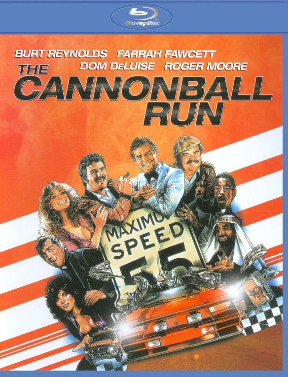 The Cannonball Run [Blu-ray] [1981] 3699229