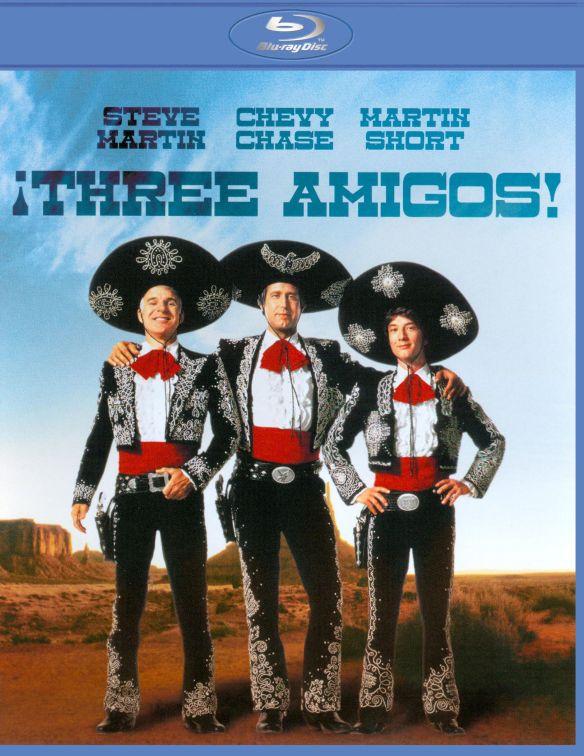 Three Amigos! [Blu-ray] [1986] 3699247
