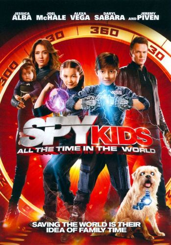 Spy Kids: All the Time in the World [DVD] [2011] 3699256