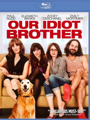 Our Idiot Brother [Blu-ray] [2011] 3699317