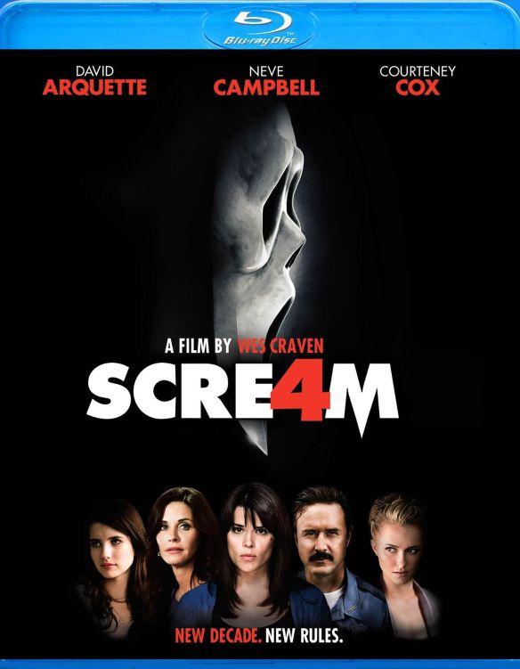 Scream 4 [Blu-ray] [2011] 3699362