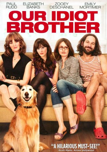 Our Idiot Brother [DVD] [2011] 3699399