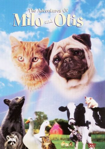 The Adventures of Milo and Otis [WS/P & S] [DVD] [1989] 3700524