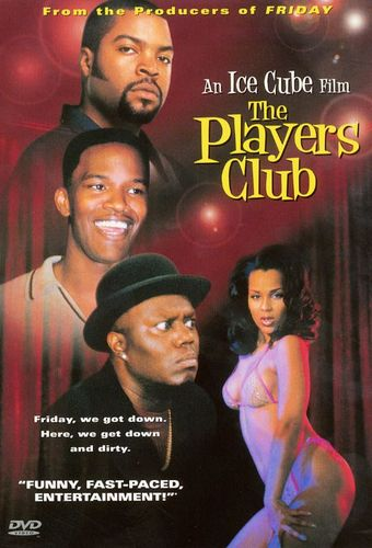 The Players Club [DVD] [1998]