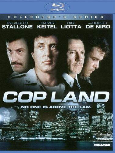 Cop Land [Collector's Series] [Blu-ray] [1997] 3720275