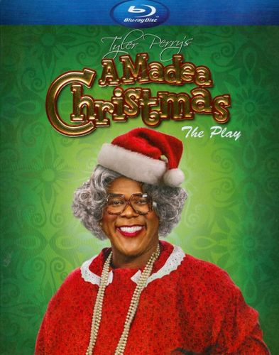 Tyler Perry's A Madea Christmas: The Play [Blu-ray] [2011] 3720309