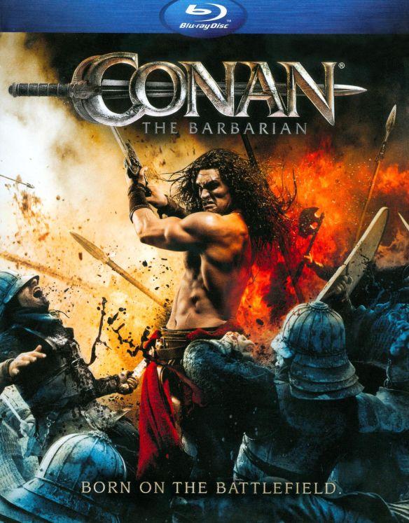 Conan the Barbarian [Blu-ray] [2011] 3720327