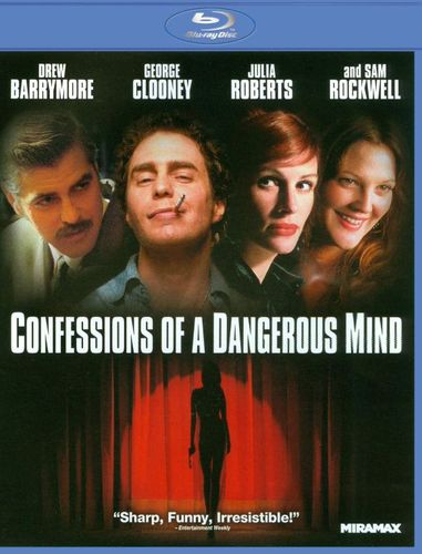 Confessions of a Dangerous Mind [Blu-ray] [2002] 3720336